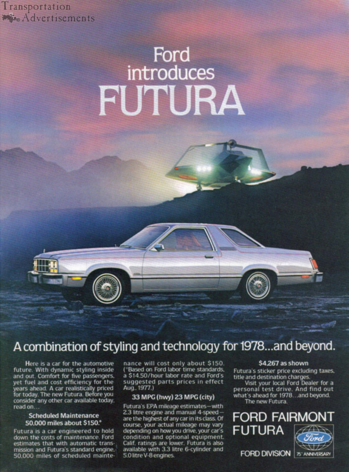1978 Ford Fairlane Futura